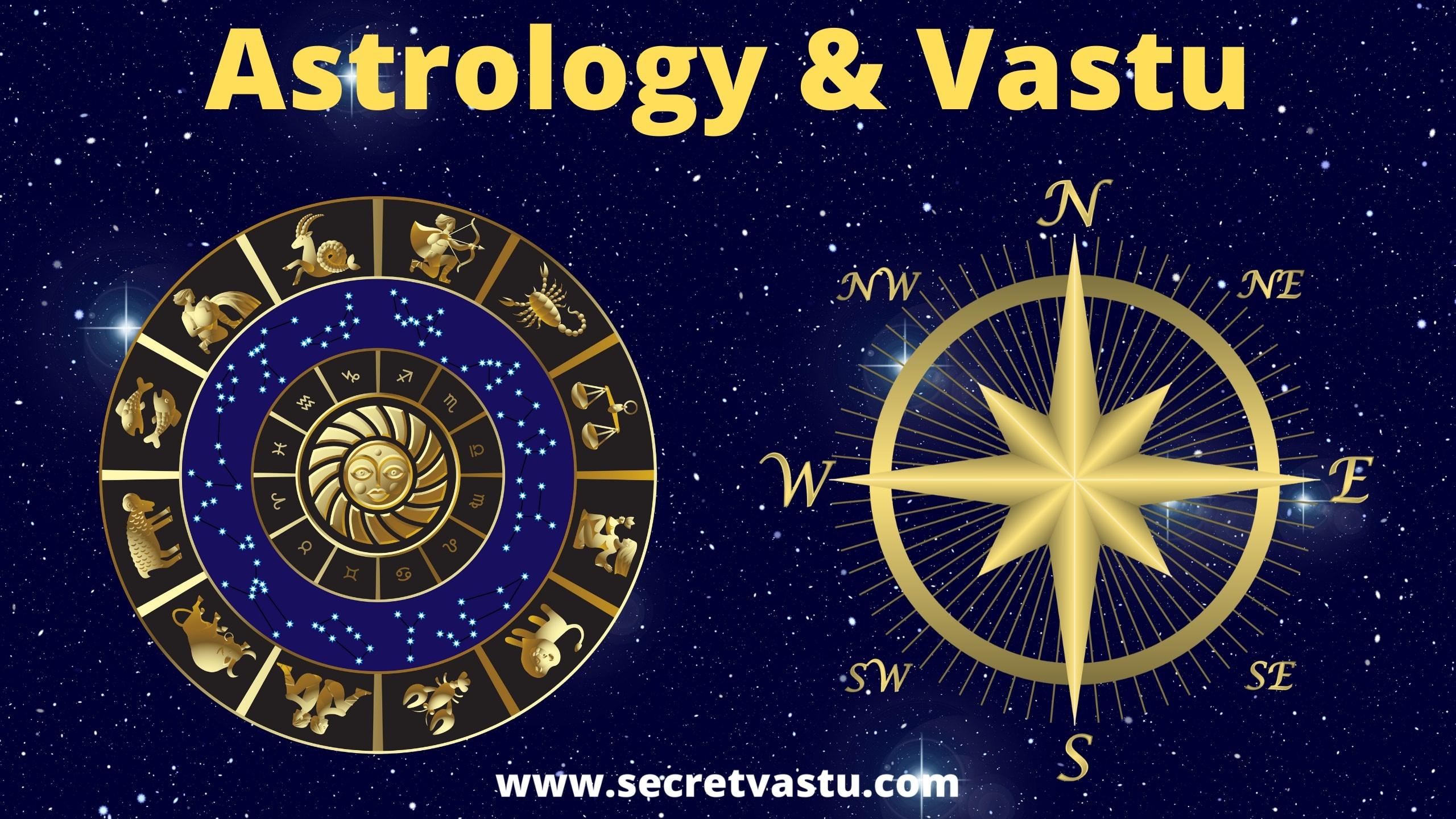 vastu and astrology