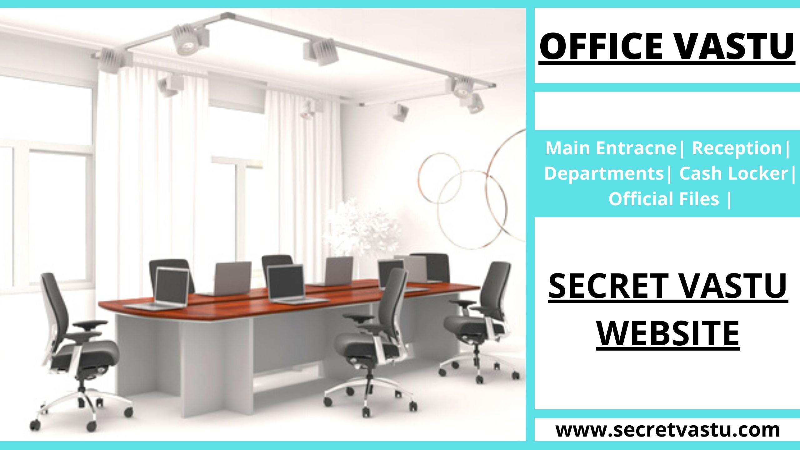 Office Vastu Tips