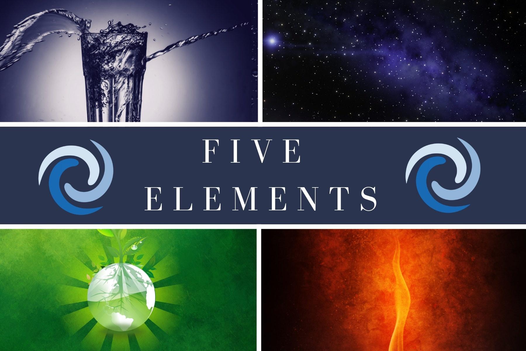 Five Elements of Vastu