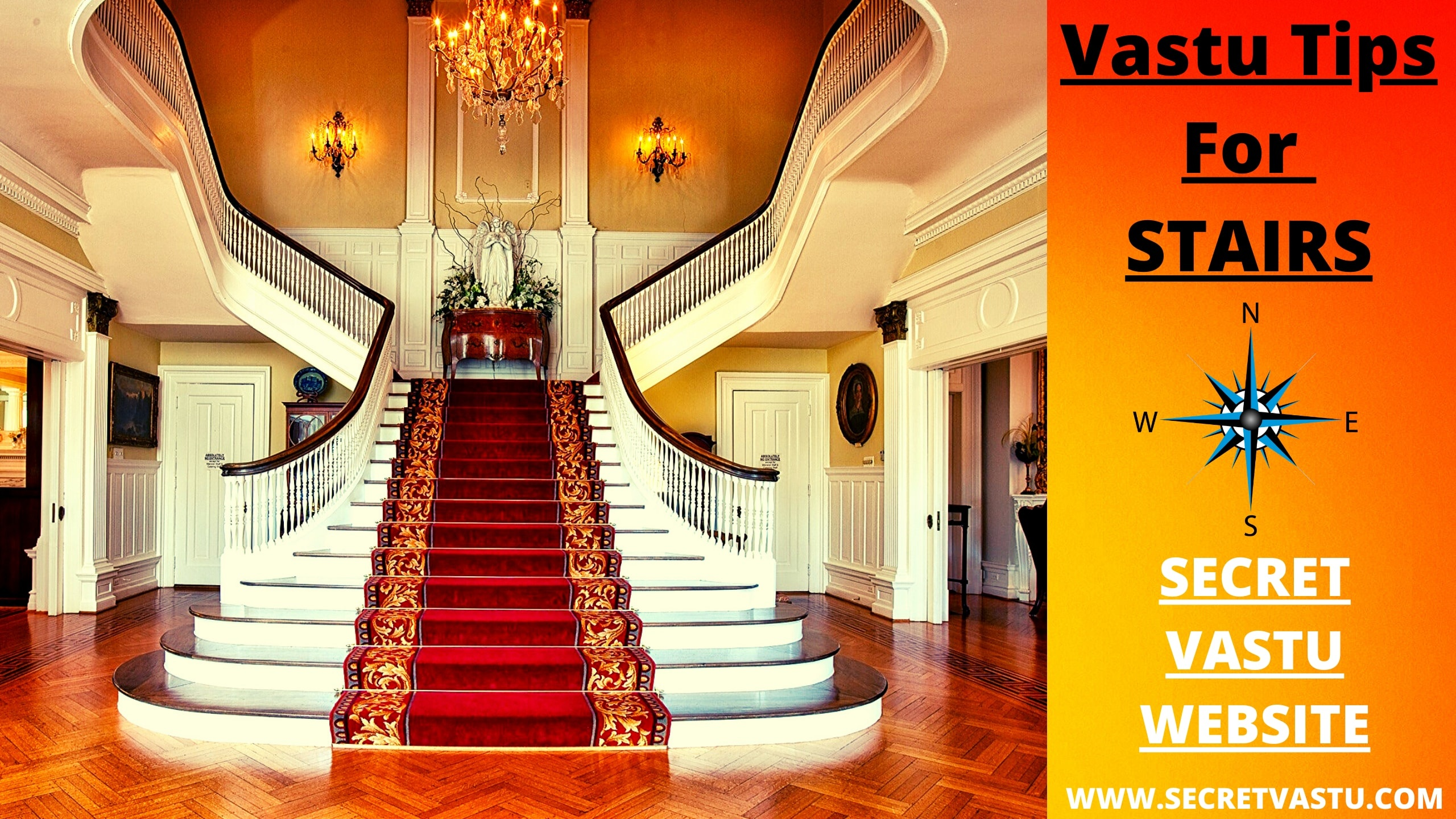 Vastu Tips For Stairs