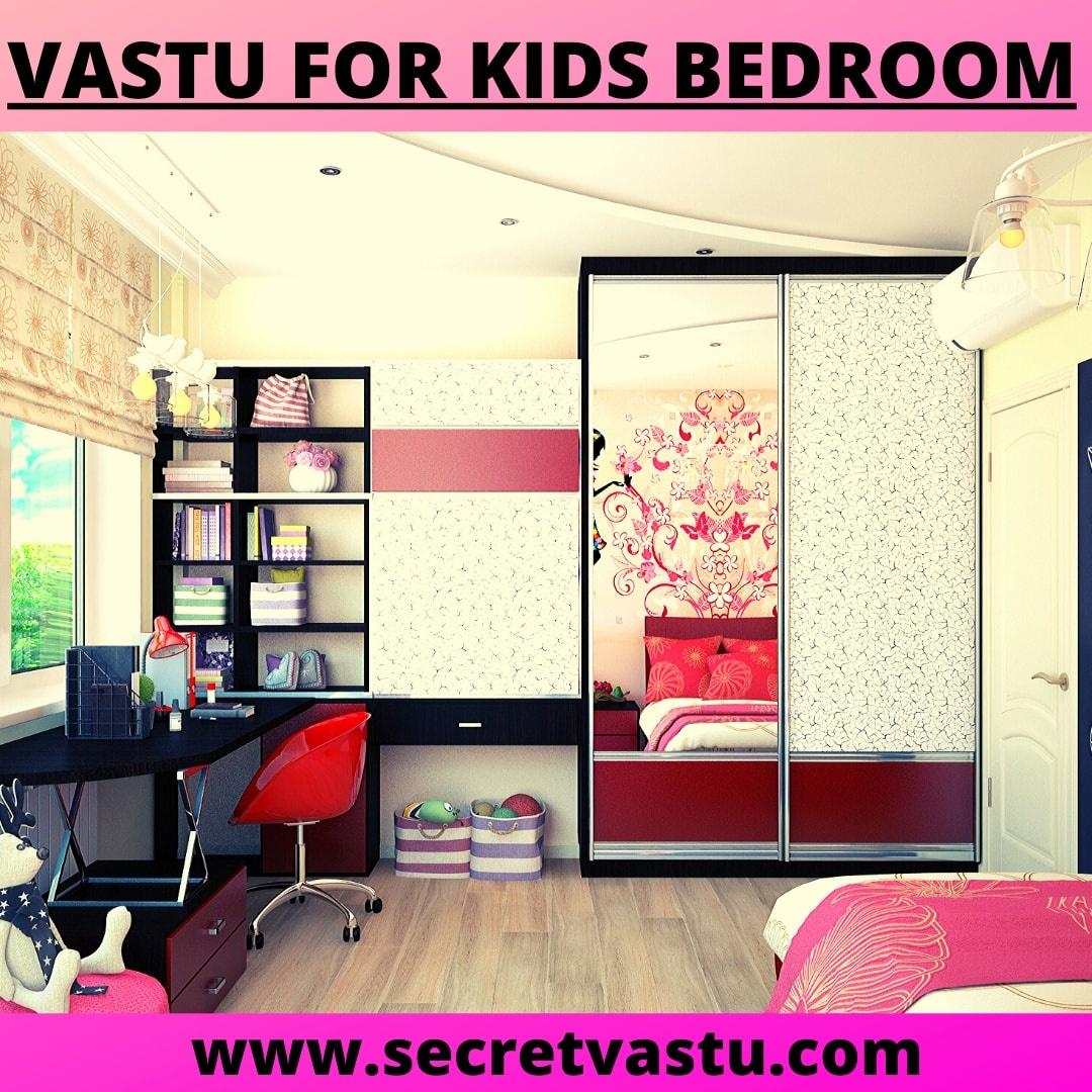 Vastu Tips For Kids Bedroom