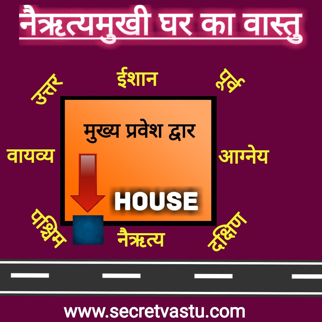 Vastu For South West Facing House